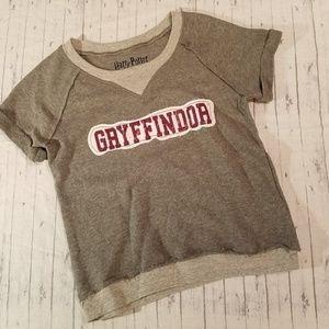3/$20 Harry Potter Gryffindor Sleep Casual Shirt
